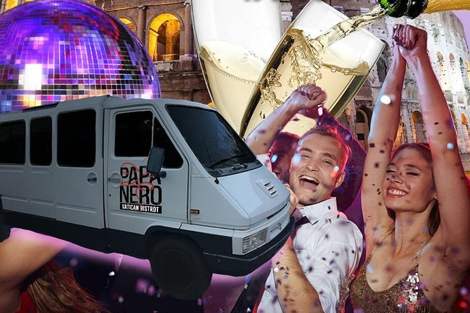 Rome Private Tour in PartyBus - 3 hours