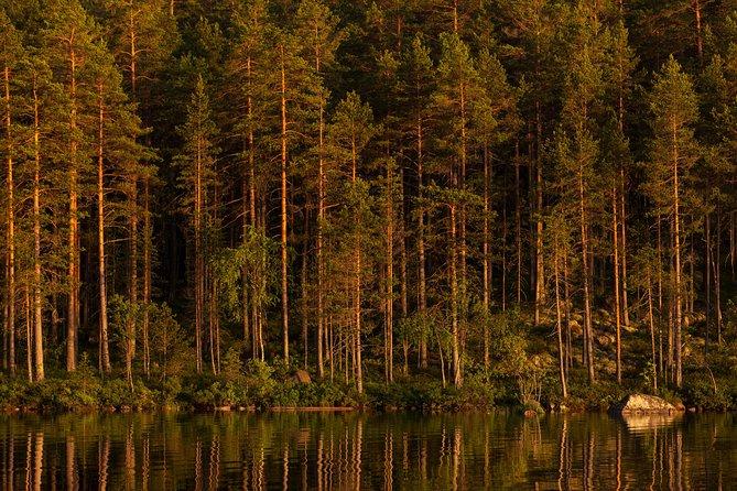Lake sunset. Photo: Marcus Westberg.