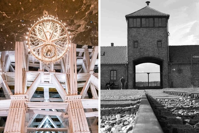 Super Saver: Auschwitz-Birkenau and Wieliczka Salt Mine in two days