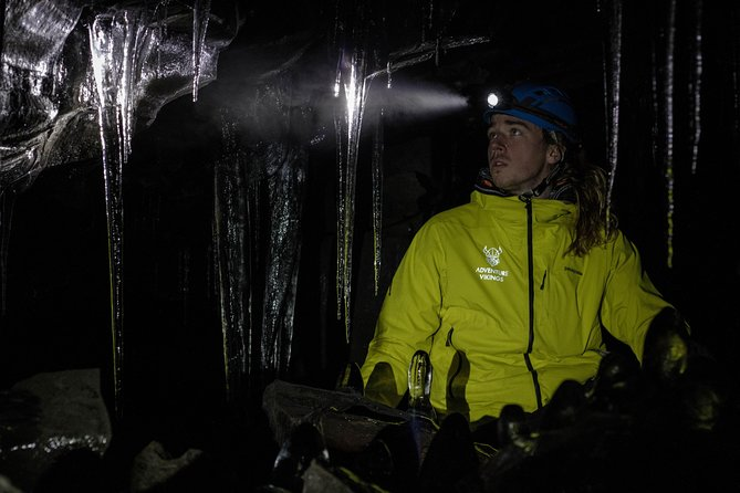Lava Tunnel Caving & Golden Circle | Small Group