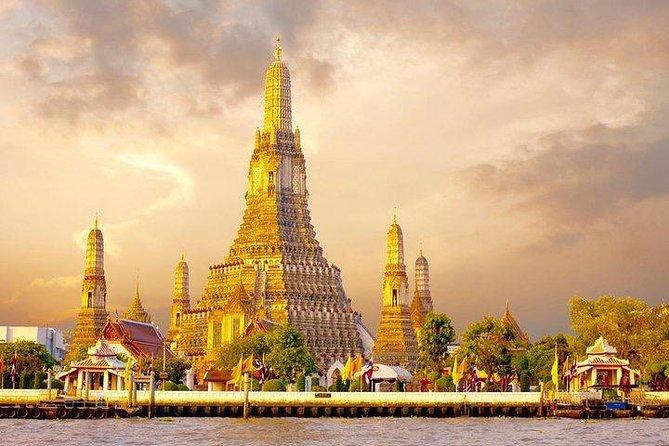Best Seller : Bangkok Instagram Sunset Small Group Tour under the Moonlight