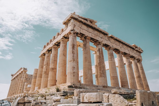Discover Athens in 60 Minutes with a Local