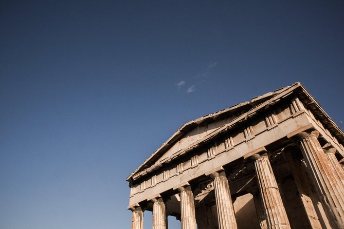 Best Intro Tour of Athens with a Local