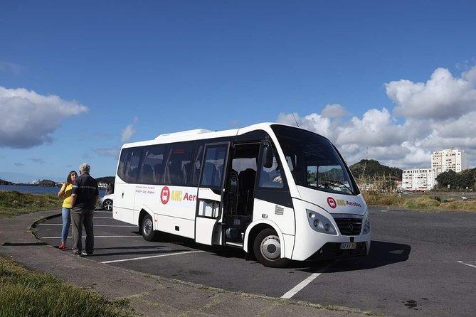 Minibus Sightseeing Lagoa do Fogo Tour