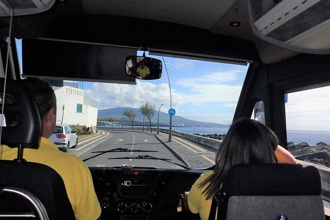 Minibus Sightseeing Sete Cidades Tour