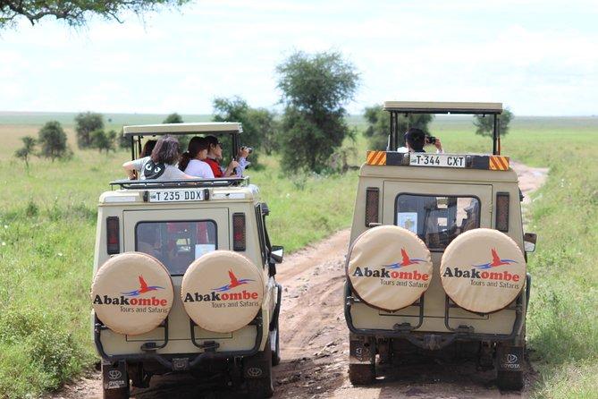 4 Days Serengeti-Ngorongoro crater