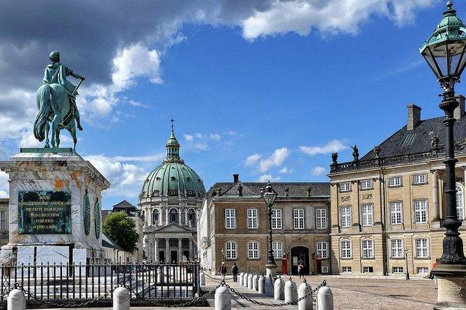Private Shore Excursion: Copenhagen City Tour and visit Christiansborg Palace