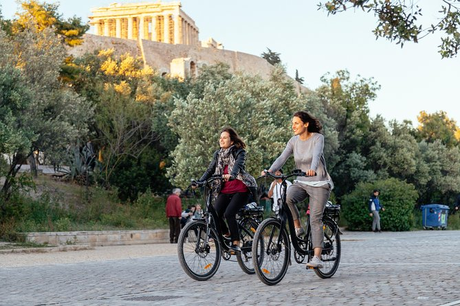 Highlights of Athens on an E-bike Private Tour