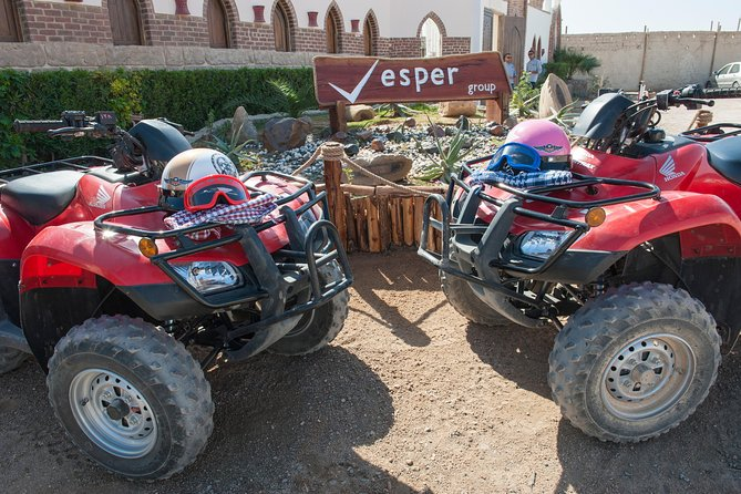 Sahara Park Moto ATV - Hurghada photo 11