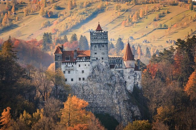 Private 2 day tour to Dracula's Castle, Brasov, Sighisoara and Sibiu