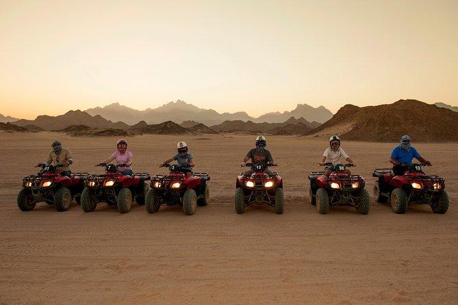 3 Hours Safari By ATV Quad With Camel Ride - Marsa Alam