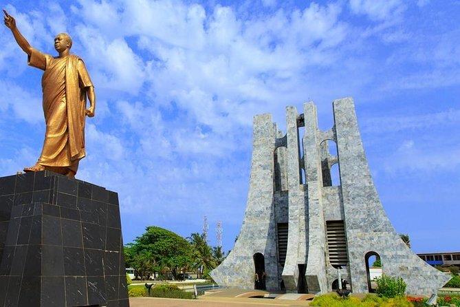 1 Day Accra City Tour