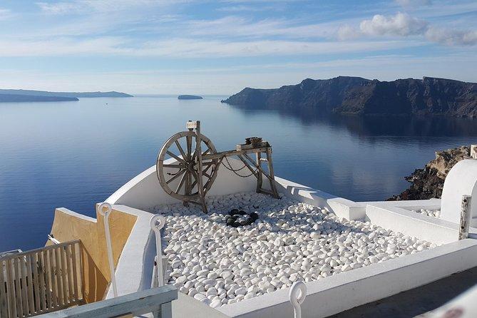 Panoramic Views Santorini Private Tour with Minimum Walking