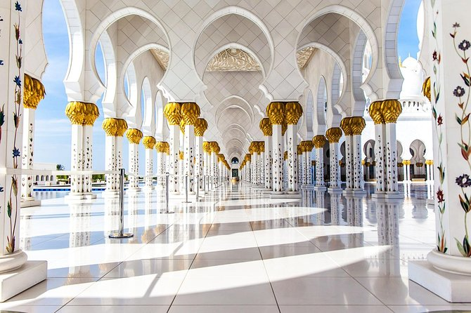 Abu Dhabi City tour+Louvre Museum Visit on Sharing basis photo 2