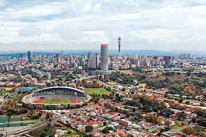 Johannesburg and Soweto Full Day Tour (8 -9 hours Tour)