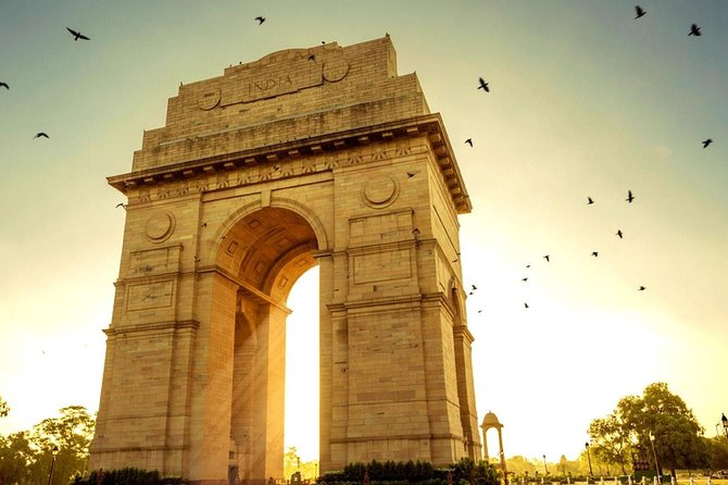 8 hours Private Delhi Sightseeing Day Tour by Khidma Tourism