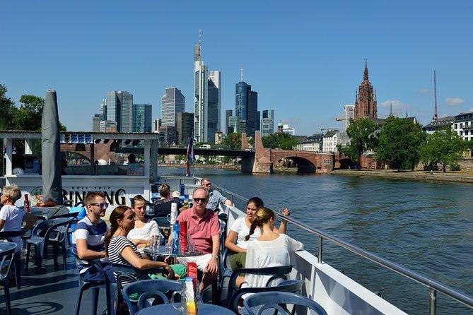 Cruzeiro turístico por Frankfurt