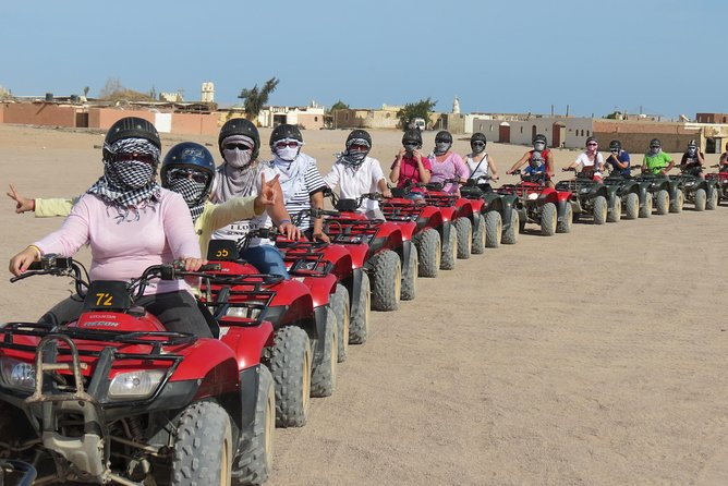 Sahara Park Moto ATV - Hurghada photo 26