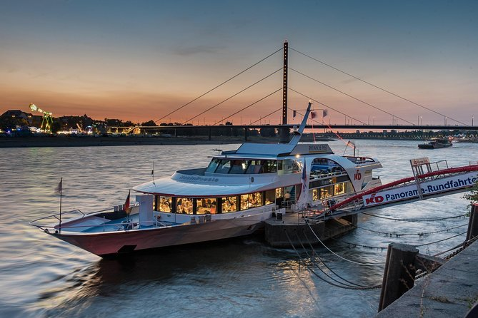 2 Hour Evening Cruise Düsseldorf