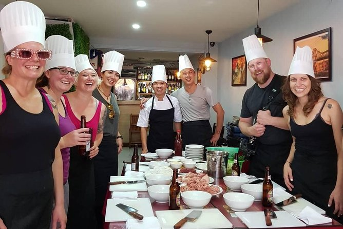Hanoi daily cooking class & local market tour photo 1