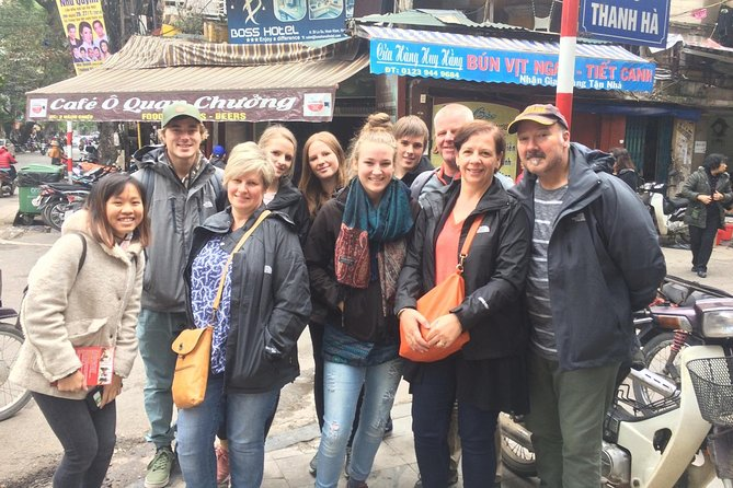 Hanoi daily cooking class & local market tour photo 12