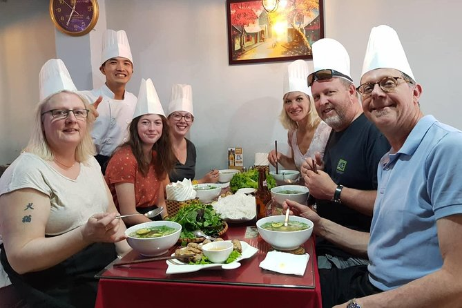Hanoi daily cooking class & local market tour photo 4
