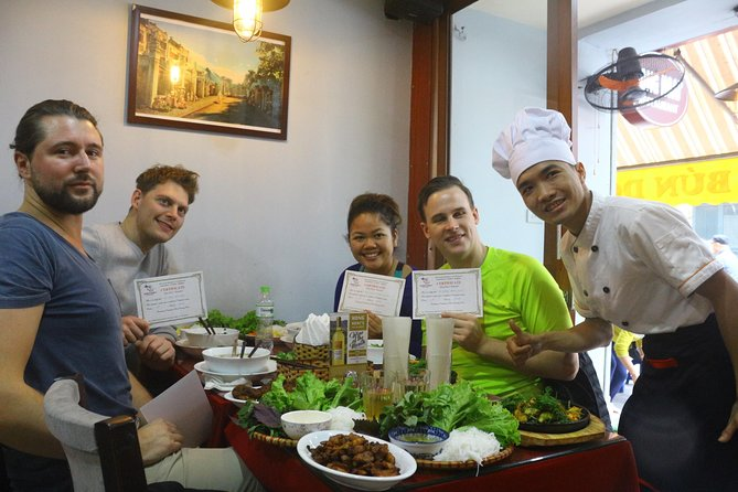 Hanoi daily cooking class & local market tour photo 8