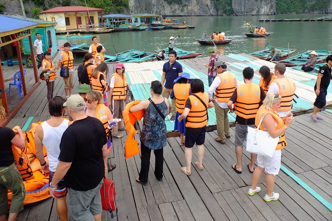 Halong Bay Full-Day Trip - Fast Expressway Transfer Round Trip