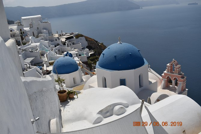 All of Santorini in 6 hours (private)