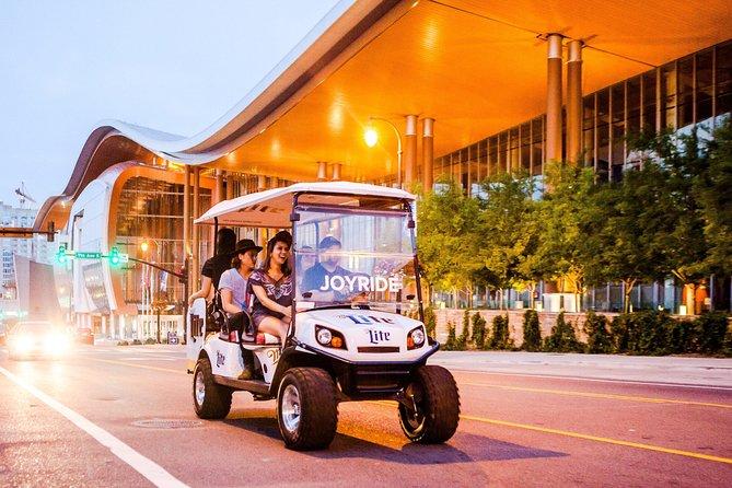 Nashville Brewery & Distillery Tour by Golf Cart