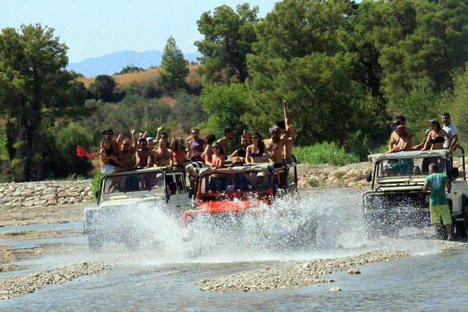 Jeep Safari to National Park From Kusadasi / Selcuk Hotels
