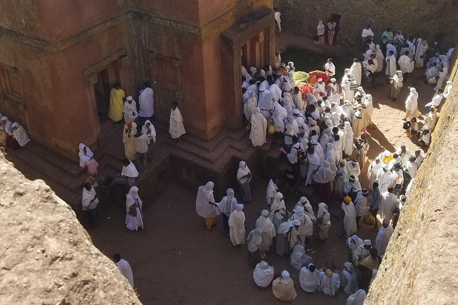 One day tour to Lalibela Rock-Hewn Churches photo 6