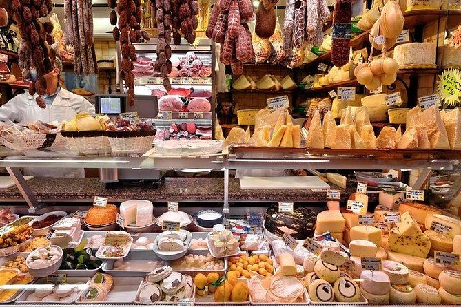 Private Food Tour In Rome's Historic Center
