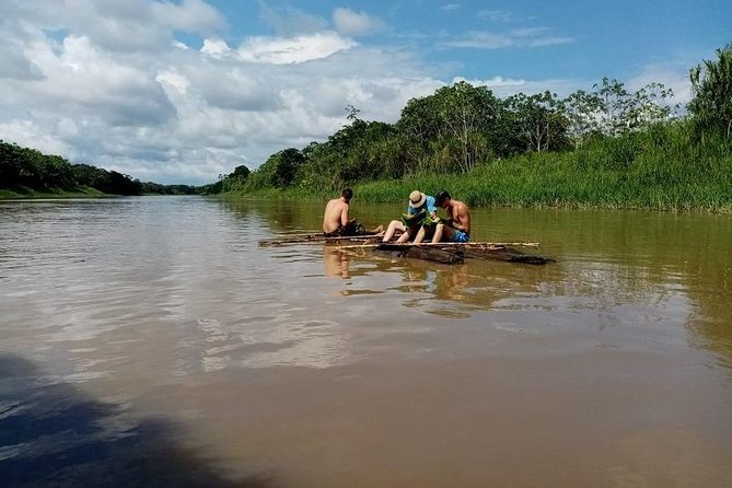 """The Wild Adventure Land and Water 4 Days """"Green Wild Amazon Expedition"""""""