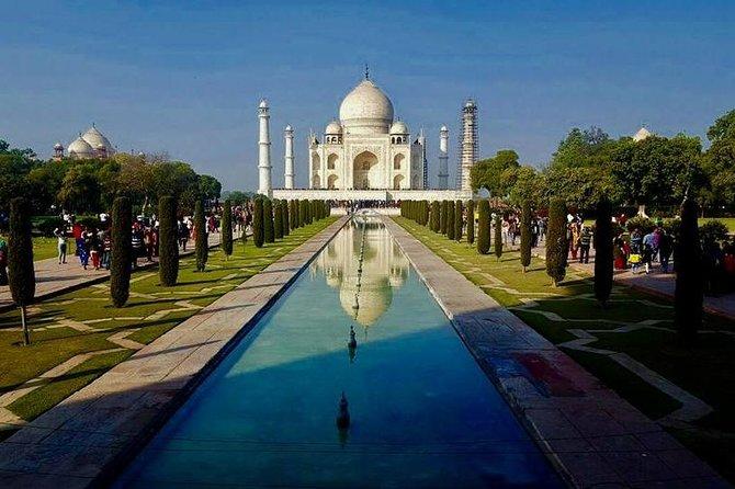 Taj Mahal | Agra Fort | Baby Taj - Private Tour from Delhi