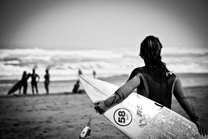 Surf Mind Flow Retreat in World Surf Reserve by Big Waves Surfer Joana Andrade photo 4