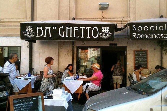 Rome: Trastevere & Jewish Ghetto Private Tour