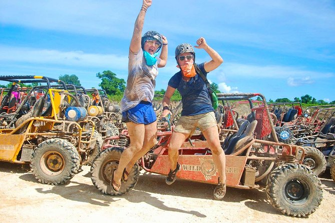 Buggies Extreme Tour Half Day from Punta Cana