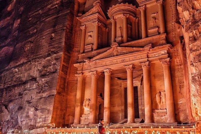 Visit Jordan (Petra , Read sea, Amman)
