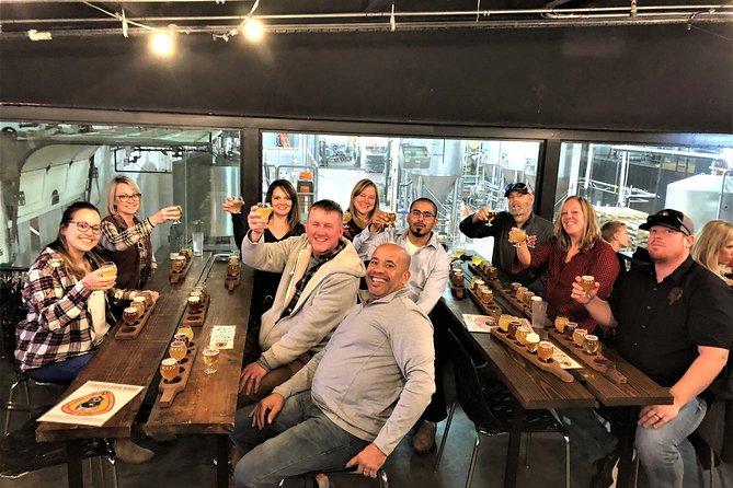 Nashville's Craft Brewery & Distillery Tour