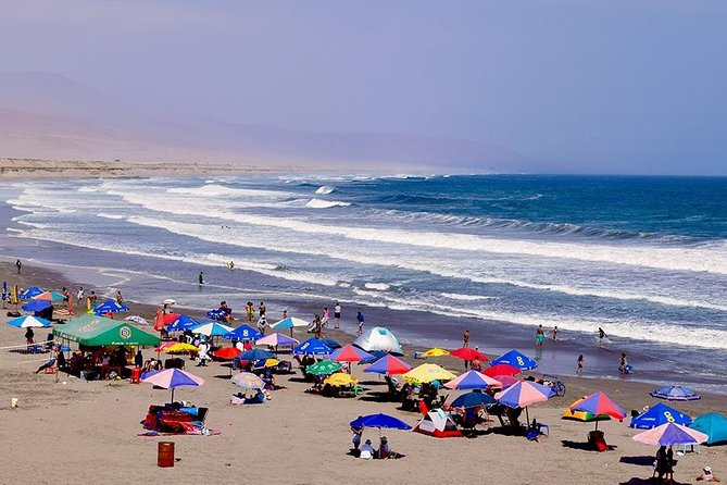 Full Day-Arequipa Beach Circuit. Private service