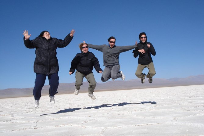 Salinas Grandes / tour to the clouds