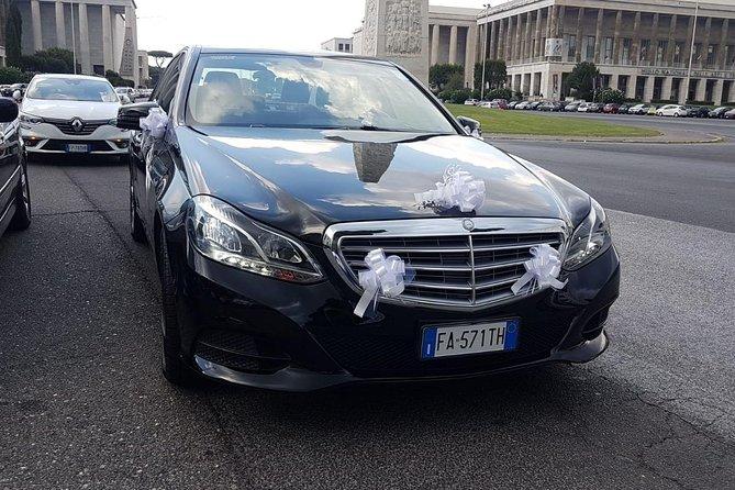Car for weddings Rome