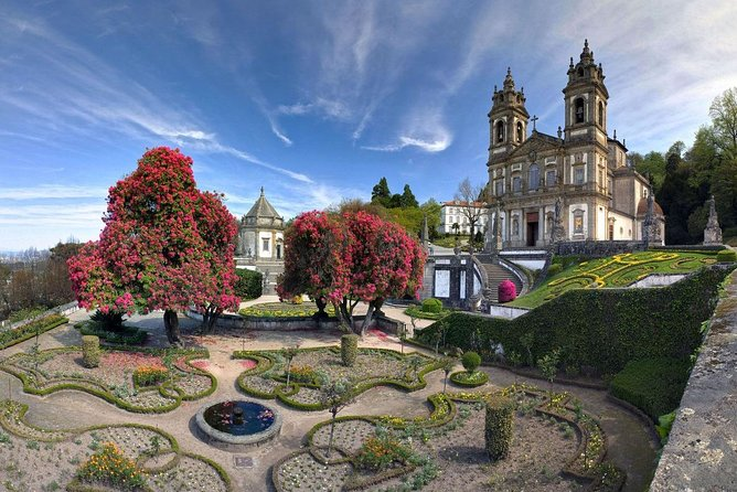 Day trip to Braga and Guimarães from Porto