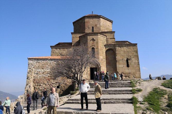 Mtskheta-Jvari-Gori-Uplistsikhe-Stalins Museum All inclusive tour