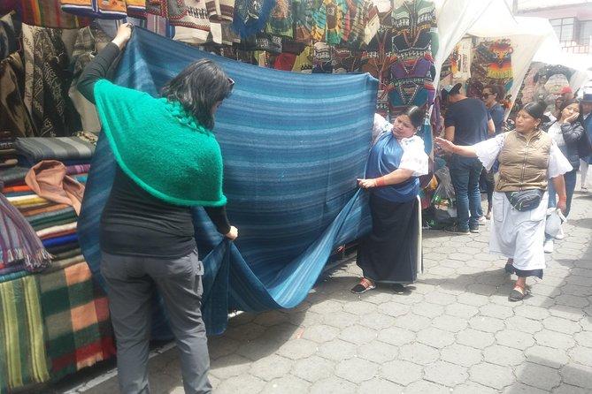OTAVALO Indian Market ( full day )