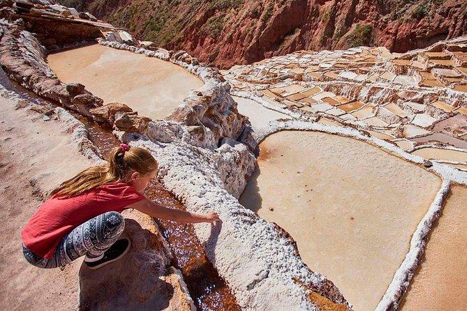 Moray - Maras Salt Mines