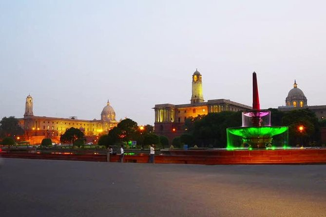 Ride Through The Imperial Heart Of New Delhi photo 3