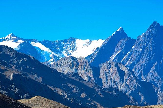 Connection Mountain: Juncal Glacier
