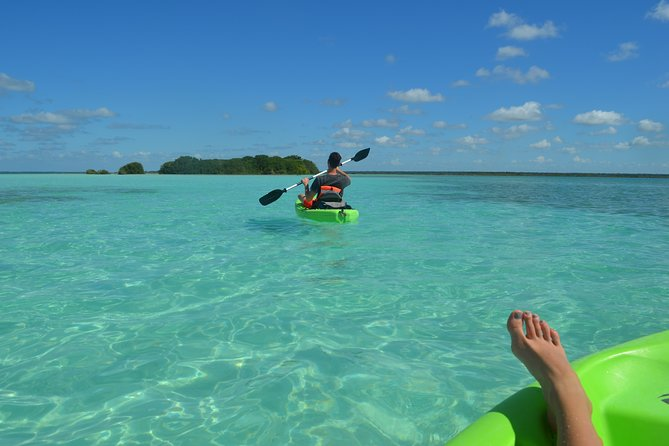 Bacalar Seven Color Lagoon & Kayak Adventure from Costa Maya photo 2